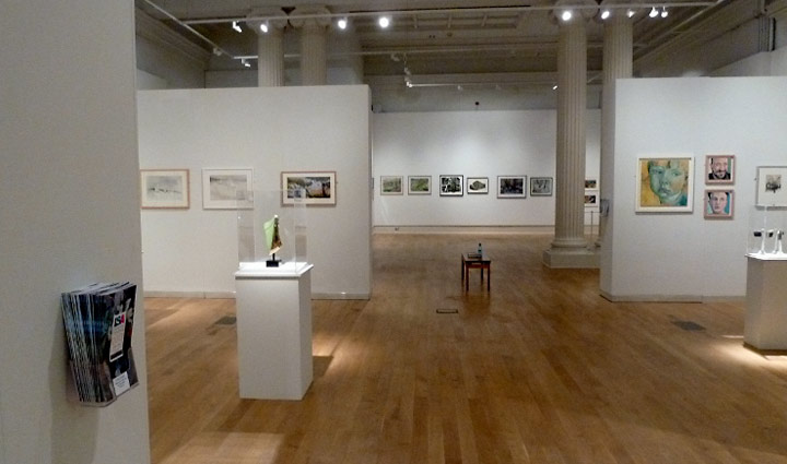Photograph of Annual Exhibition 2013