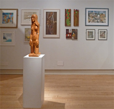 Thumbnail image of View of Annual Exhibition 2014 - Annual Exhibition 2014