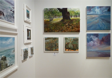 Thumbnail image of View of LSA Annual Exhibition 2015 - Annual Exhibition 2015