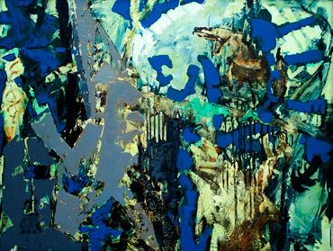 Thumbnail image of Alan Hopwood - LSA George Pickard Prize 2015 Winner - Annual Exhibition 2015