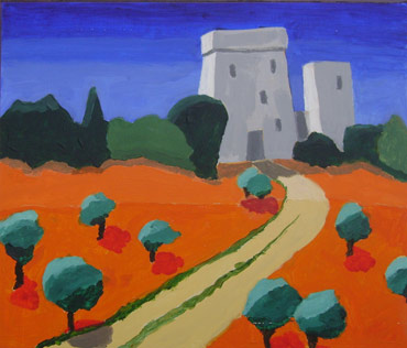 Thumbnail image of Roger Whiteway - ANNUAL EXHIBITION 2015