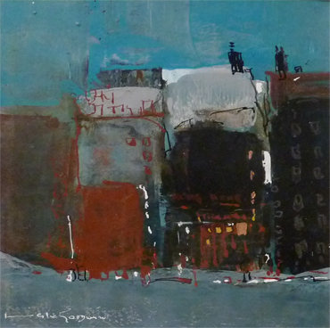 Thumbnail image of Leslie Goodwin, The Hong Kong Takeaway - Annual Exhibition 2015