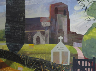 Thumbnail image of Guy Dixon Prize, Peter Clayton - Annual Exhibition 2015