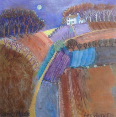 Thumbnail image of Ann Wignall - Coastal Themes