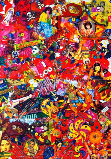 Artwork by Chila Kumari Burman