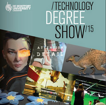 De Montfort University promotional image