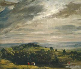 Artists And The Landscape