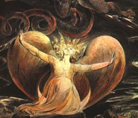 William Blake, Samuel Palmer And The Ancients