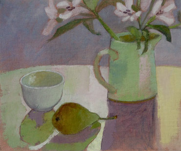 painting by Lesley Brooks