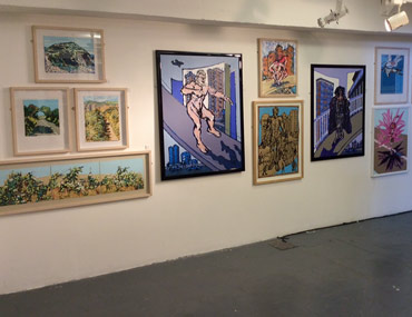Thumbnail image of Phil Redford - Phil Redford Solo Exhibition