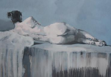 Painting by Scott Bridgwood