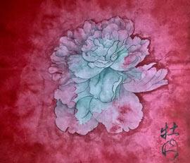 Siyuan Ren Demonstrates Chinese Court Style Painting