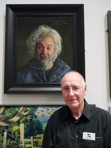 Thumbnail image of Geoffrey Beasley, LSA George Pickard Prize, oil - Annual Exhibition 2016 - Prizes