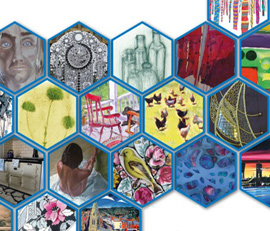 Introduction image for HARBOROUGH ARTISTS CLUSTER - OPEN STUDIOS