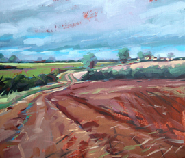 Landscape Oil Painting Workshop: Jane French