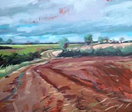 Landscape Oil Painting Workshop: Jane French