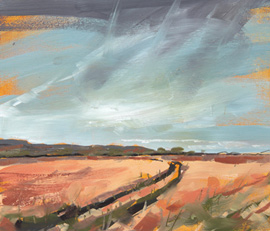 Introduction image for Landscape Oil Painting Workshops - Jane French