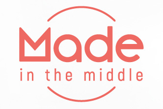 Mde in the Middle logo