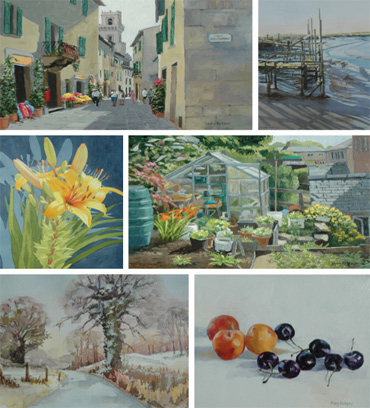 Introduction image for MARY RODGERS - Rutland Open Studio