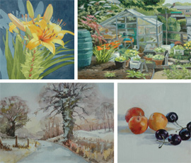 MARY RODGERS - Rutland Open Studio