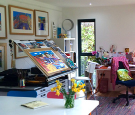 MIKKI LONGLEY OPEN STUDIO