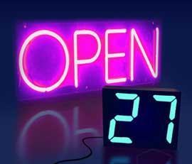 Open 27