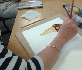 BEGINNERS WATERCOLOURS CLASS With Rita Sadler