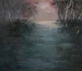 An Exhibition Of Landscape Paintings By Suzanne Harry