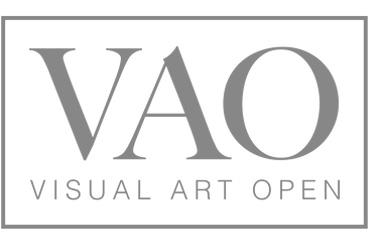 Visual Arts Open logo