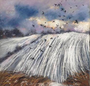 Painting by Vivien Blackburn