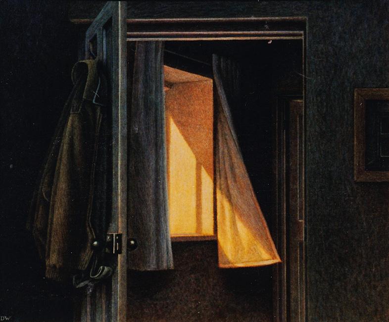 Dylan Waldron, 'The Open Window'
