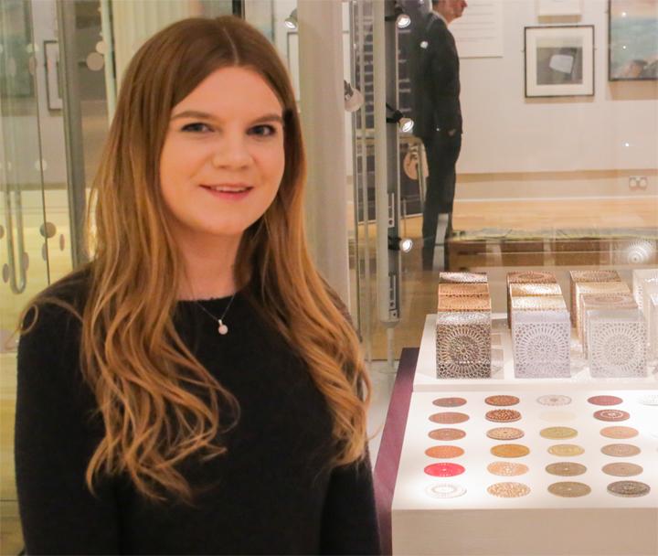 Sarah Charlton - LSA Student Award 2017 prizewinner
