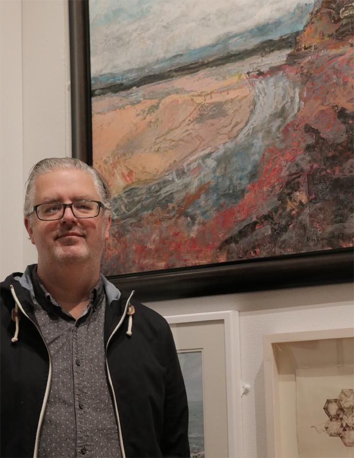 LSA prizewinner Alan Hopwood