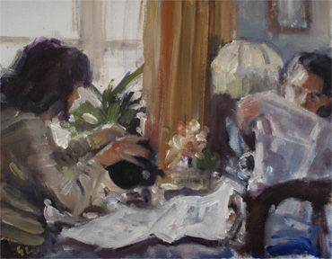 Thumbnail image of Graham Lacey - Browse Artworks - LSA Annual Exhibition 2017