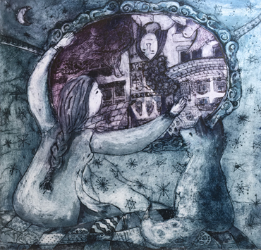 Thumbnail image of Jane Sunbeam - Browse Artworks - LSA Annual Exhibition 2017