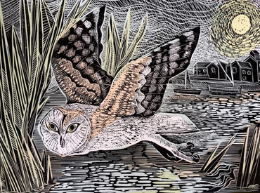 Print by Angela Harding
