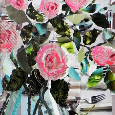 collage by Danielle Vaughan