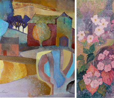 David and Shirley Easton's May Exhibition