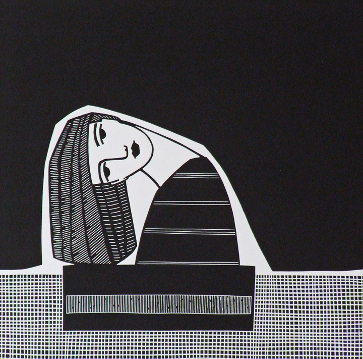 Print by Fiona Humphrey