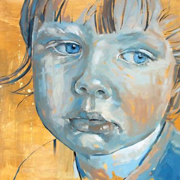 Portrait by Jane French