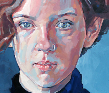 Portrait Oil Painting Workshop: Jane French