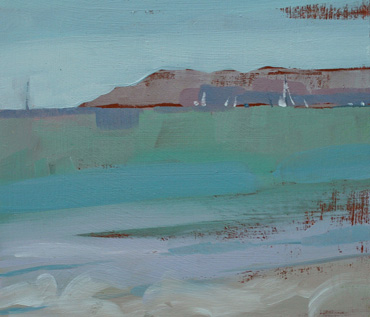 Introduction image for Seascapes in OIls Workshop: Jane French - A