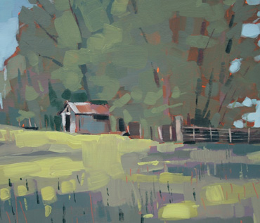 Introduction image for Oil Painting Outdoors Workshop: Jane French