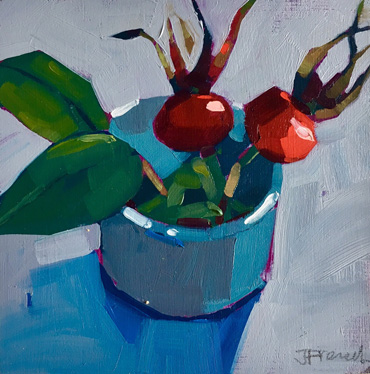 Still life painting by Jane French