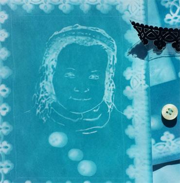 Cyanotype by Jo Sheppard