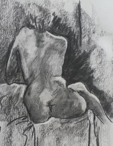student life drawing