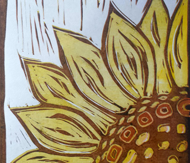 Lino Printing Workshop - Quorn Art Group