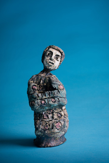 Ceramic by Nooridin Abdi