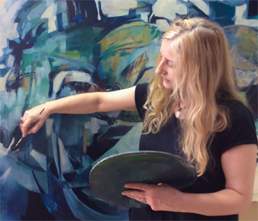 Meet Artist Louise Ellerington