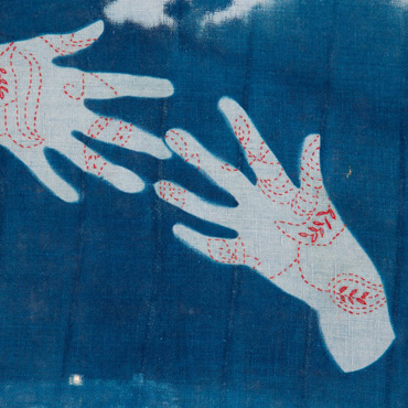 'Hands' by Ruth Singer
